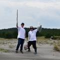 今年も太平洋クリーンアップ作戦に参加しました。|x4496|3000